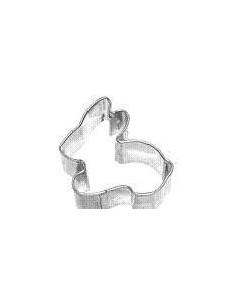 Cortador metálico conejo