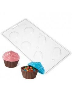 Molde Bombones Cupcake Wilton