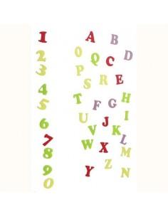 Tappits Alfabeto y Números Mayúscula