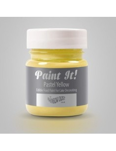 RD Paint It! Pintura Comestible -Amarillo Pastel