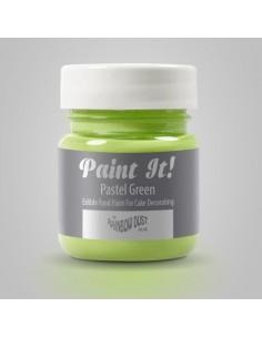 RD Paint It! Pintura Comestible - Verde Pastel