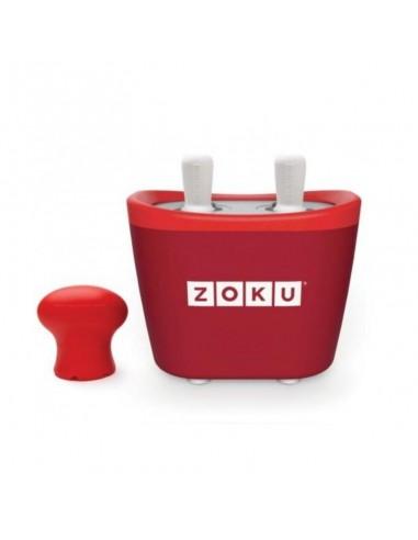 Heladera doble roja Zoku
