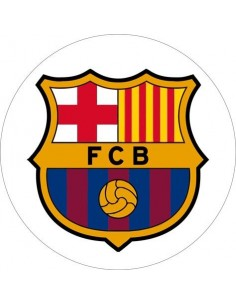 Papel de azúcar escudo Barcelona Nº54