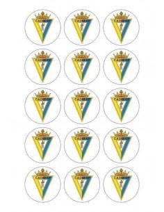 Papel de azúcar escudo Cadiz para galletas Nº88