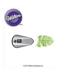 Boquilla Hoja nº68 Wilton