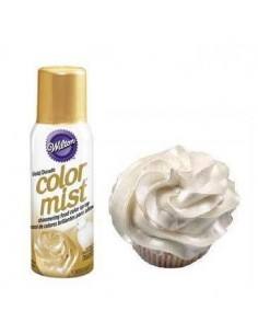 Colorante Spray Oro Wilton