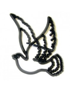 Cortador paloma patchwork