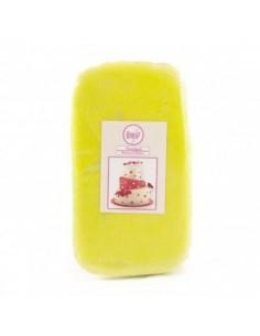 Fondant amarillo sweet kolor 1 Kg
