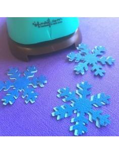 Troqueladora copos de nieve