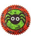 Cápsulas arañas halloween