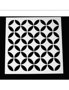 Stencil geometrico