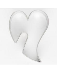 Cortador corazón para taza