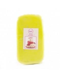 Fondant amarillo sweet kolor 500 gr