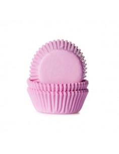 Cápsulas rosa pastel