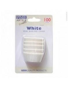 Mini cápsulas blancas