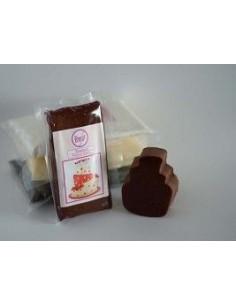 Fondant marrón sweet kolor 1 kg