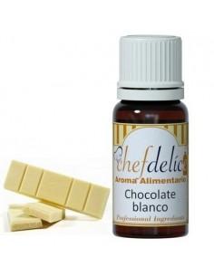 Aroma de Chocolate Blanco ChefDelice