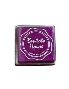 Tinta color purpura para sellos