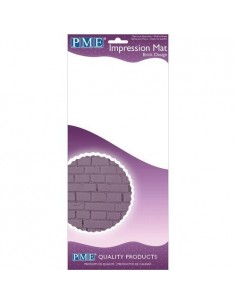 PME Tapete de Impresión para Ladrillos