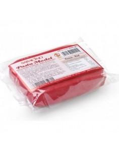 pasta modelar saracino roja