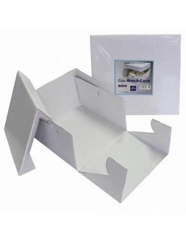 Caja para Tarta 20x20x15cm PME