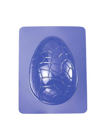 Molde huevo de pascua craqueado 13,5 cm