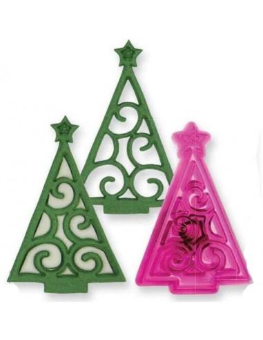 JEM Cortador Árbol de Navidad