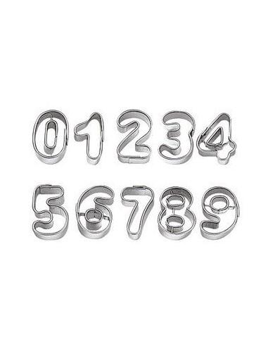 Cortadores metálicos números