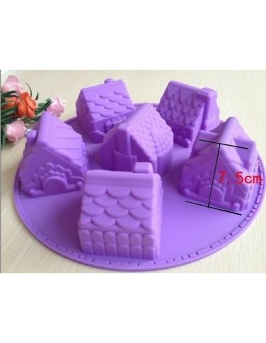 moldes de silicon para hornear