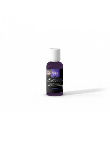 Colorante fluor púrpura