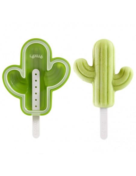 Set 4 Moldes Cactus para helados