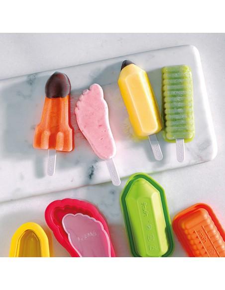 Molde lápiz para helados