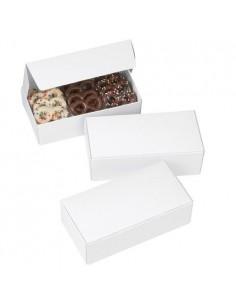 Cajas Blancas para Bombones y Candy Wilton