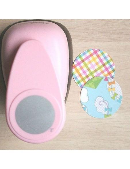 Troqueladora círculo 5 cm