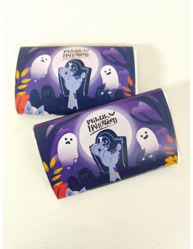 Chocolatina Halloween