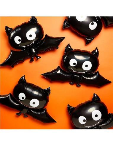 Globo murciélago foil