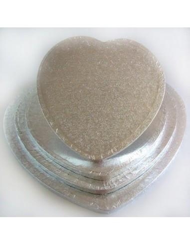 Base para Tartas en Corazón 27,5 cm Funcakes