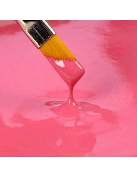 RD Paint It! Pintura Comestible Rosa Cálido