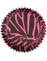 Wilton ColorCups Cápsulas de Hornear Rosa Cebra