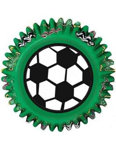 Wilton Cápsulas Hornear Futbol