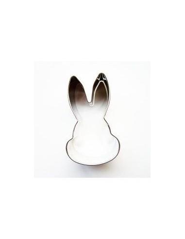 Cortador metalico cabeza de conejo