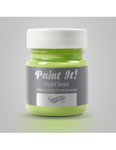 RD Paint It! Pintura Comestible - Verde Pastel