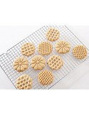 All Seasons Cookie Stamps Nordic Ware