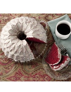Molde Bundt Stained Glass Nordic Ware