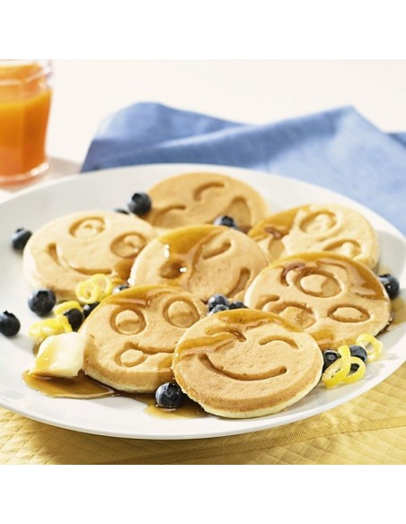 Sartén Tortitas Smiley Face Nordic Ware