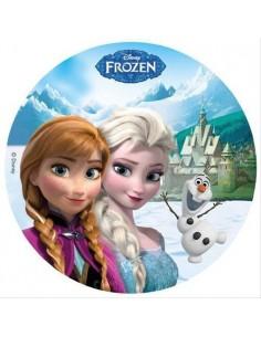 Oblea Frozen