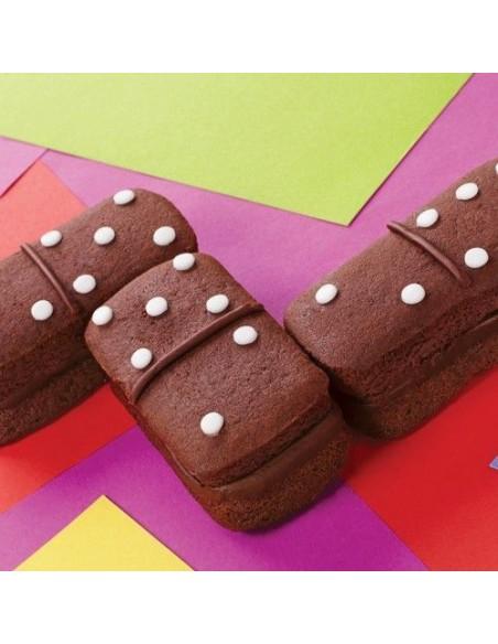 Molde galletas sandwich