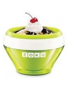 Bol heladera verde Zoku