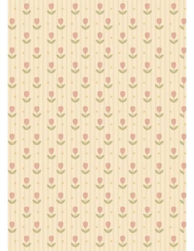 Papel de azúcar tulipanes Nº 23