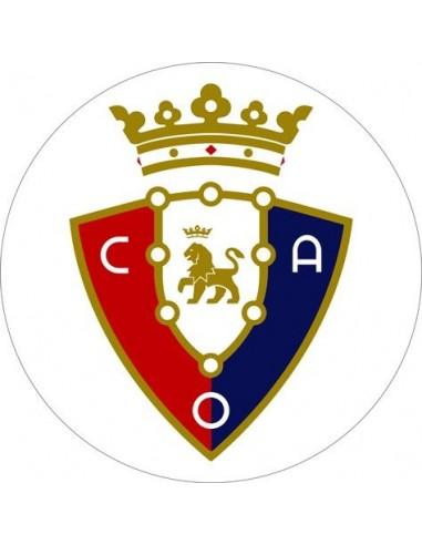Papel de azúcar escudo Osasuna Nº43